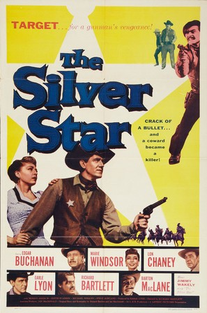 The Silver Star - Movie Poster (thumbnail)