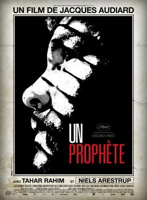Un prophète - French Movie Poster (thumbnail)