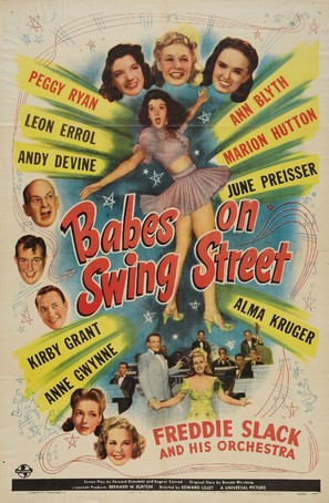 Babes on Swing Street