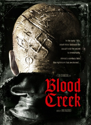Blood Creek - Movie Poster (thumbnail)