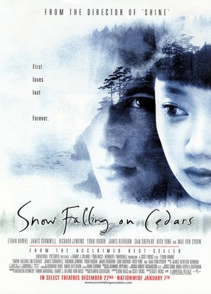 Snow Falling on Cedars - Movie Poster (thumbnail)