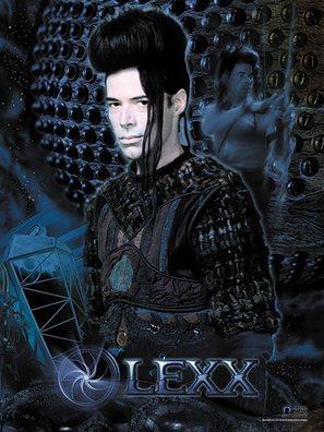 """""""Lexx"""" - Movie Poster (thumbnail)"""
