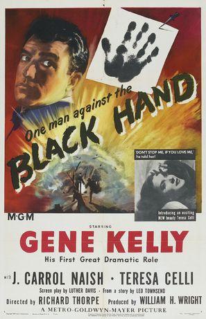 Black Hand - Movie Poster (thumbnail)