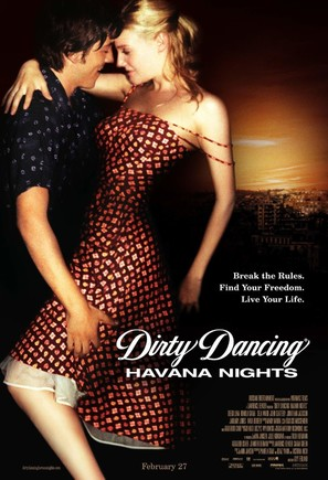 Dirty Dancing: Havana Nights - Movie Poster (thumbnail)