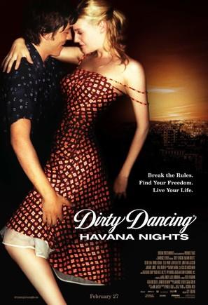 Dirty Dancing: Havana Nights - Movie Poster (thumbnail)