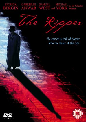 The Ripper - British DVD movie cover (thumbnail)