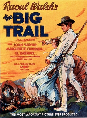 The Big Trail - Movie Poster (thumbnail)