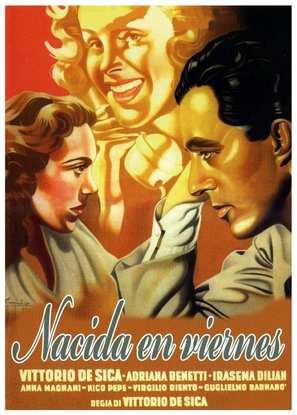 Teresa Venerdì - Spanish poster (thumbnail)
