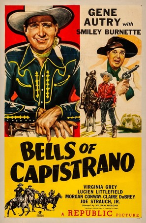 Bells of Capistrano - Movie Poster (thumbnail)
