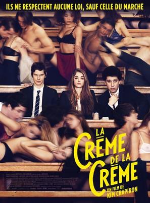 La crème de la crème - French Movie Poster (thumbnail)
