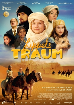 Lippels Traum - German Movie Poster (thumbnail)