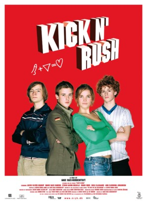 2 ryk og 1 aflevering - Movie Poster (thumbnail)