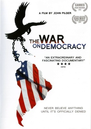 The War on Democracy - Movie Cover (thumbnail)
