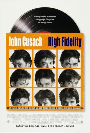 High Fidelity - Movie Poster (thumbnail)