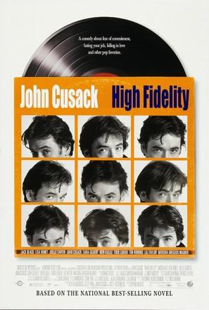 High Fidelity - Movie Poster (thumbnail)