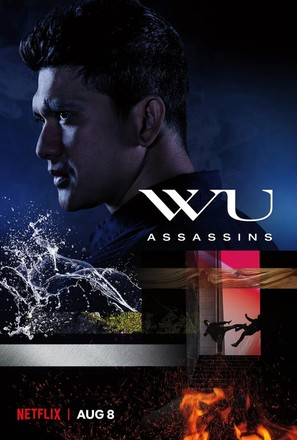 """Wu Assassins"" - Movie Poster (thumbnail)"