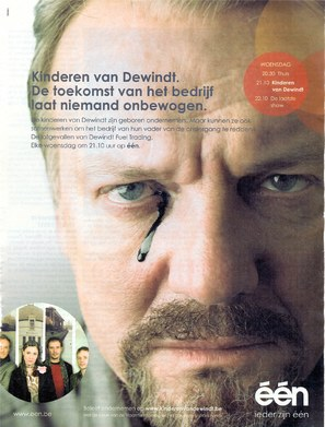 """Kinderen van Dewindt"" - Belgian Movie Poster (thumbnail)"