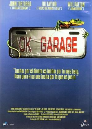 O.K. Garage - Spanish Movie Cover (thumbnail)