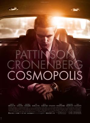 Cosmopolis - Canadian Movie Poster (thumbnail)