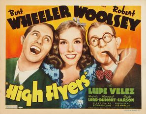 High Flyers - Movie Poster (thumbnail)
