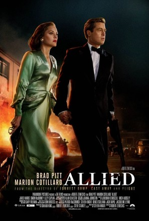 Allied - Movie Poster (thumbnail)