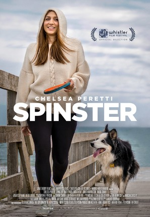 Spinster - Canadian Movie Poster (thumbnail)