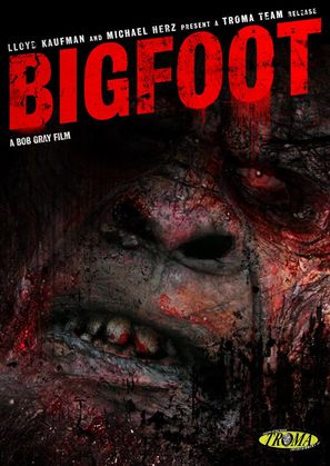 Bigfoot - Movie Cover (thumbnail)