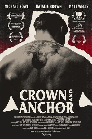Crown and Anchor - Canadian Movie Poster (thumbnail)