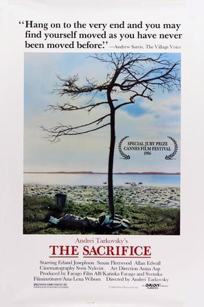 Offret - Movie Poster (thumbnail)