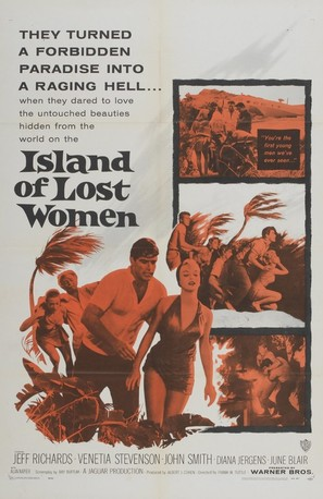 Island of Lost Women - Movie Poster (thumbnail)