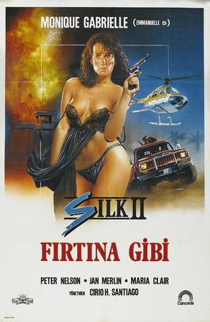 Silk 2 - Turkish Movie Poster (thumbnail)