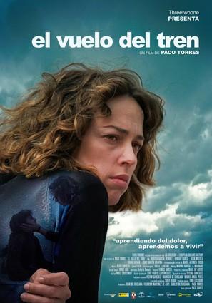 El vuelo del tren - Spanish Movie Poster (thumbnail)