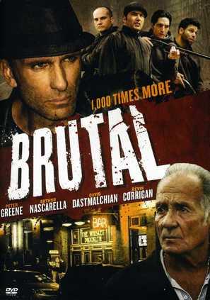 Brutal - DVD cover (thumbnail)
