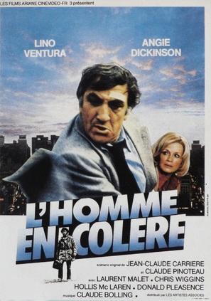 L'homme en colère - French Movie Cover (thumbnail)