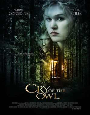 Cry of the Owl - Theatrical poster (thumbnail)