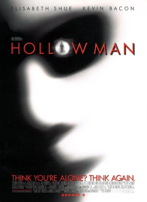 Hollow Man - Movie Poster (thumbnail)