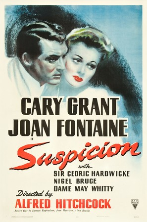 Suspicion - Movie Poster (thumbnail)