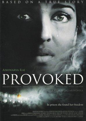 Provoked - Movie Poster (thumbnail)