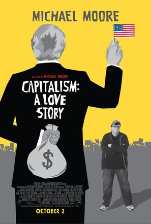 Capitalism: A Love Story - Canadian Movie Poster (thumbnail)