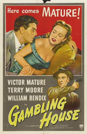 Gambling House - Movie Poster (thumbnail)