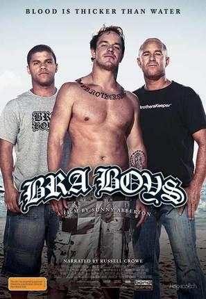 Bra Boys - Australian Movie Poster (thumbnail)