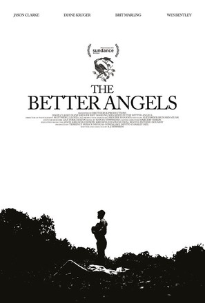 The Better Angels - Movie Poster (thumbnail)