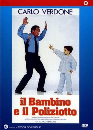 Bambino e il poliziotto, Il - Italian Movie Cover (thumbnail)