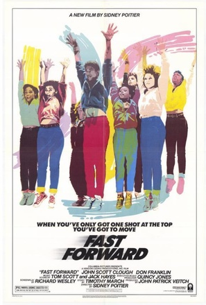 Fast Forward - Movie Poster (thumbnail)