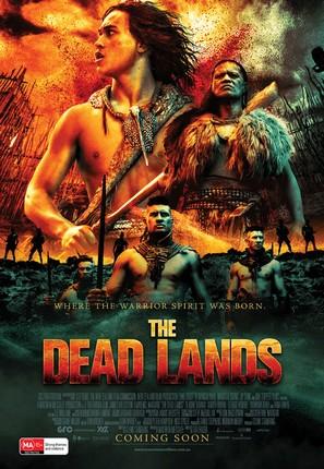 The Dead Lands - Australian Movie Poster (thumbnail)