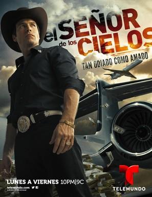 """""""El Señor de los Cielos"""" - Mexican Movie Poster (thumbnail)"""