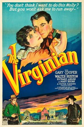 The Virginian - Movie Poster (thumbnail)