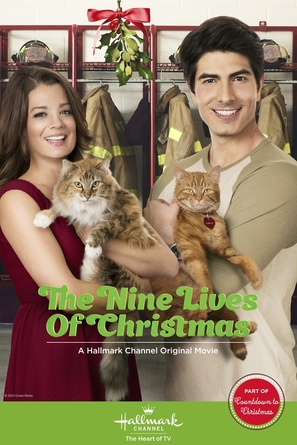 The Nine Lives of Christmas - Movie Poster (thumbnail)