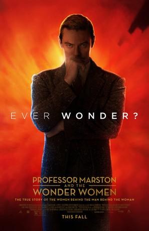 Professor Marston & the Wonder Women - Movie Poster (thumbnail)