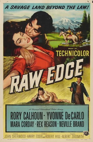 Raw Edge - Movie Poster (thumbnail)